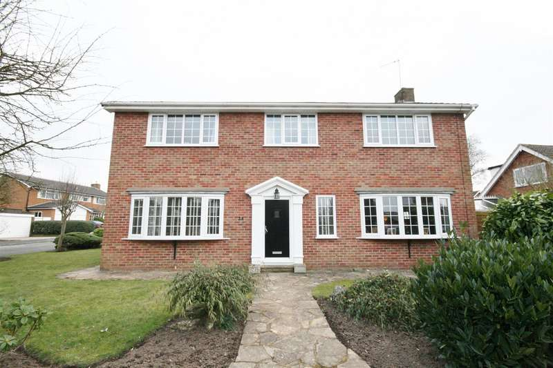 4 Bedrooms Detached House for sale in Ribby Avenue, Wrea Green, Preston