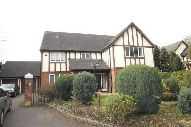 5 Bedrooms Detached House for sale in Belgrove Close, Edgbaston