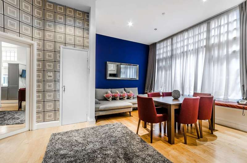 1 Bedroom Flat for rent in Grape Street, Covent Garden, WC2H