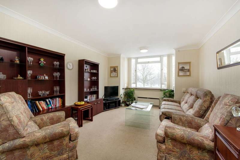 2 Bedrooms Flat for sale in Duppas Hill Road, Croydon, CR0