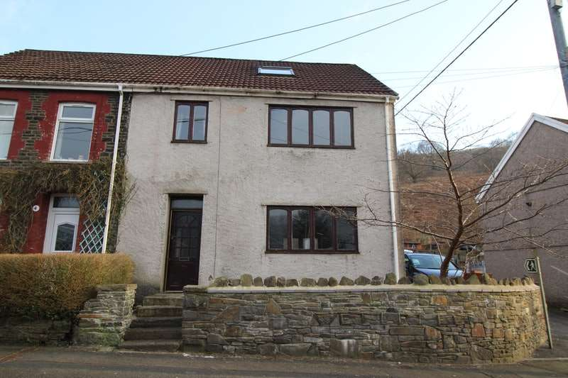 3 Bedrooms Semi Detached House for sale in Wellfield, Neath, Castell-nedd Port Talbot, SA11