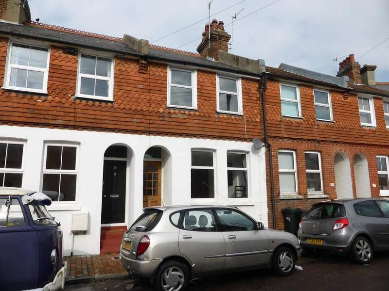 2 Bedrooms Terraced House for sale in Lower Road, Old Town, Eastbourne, BN21