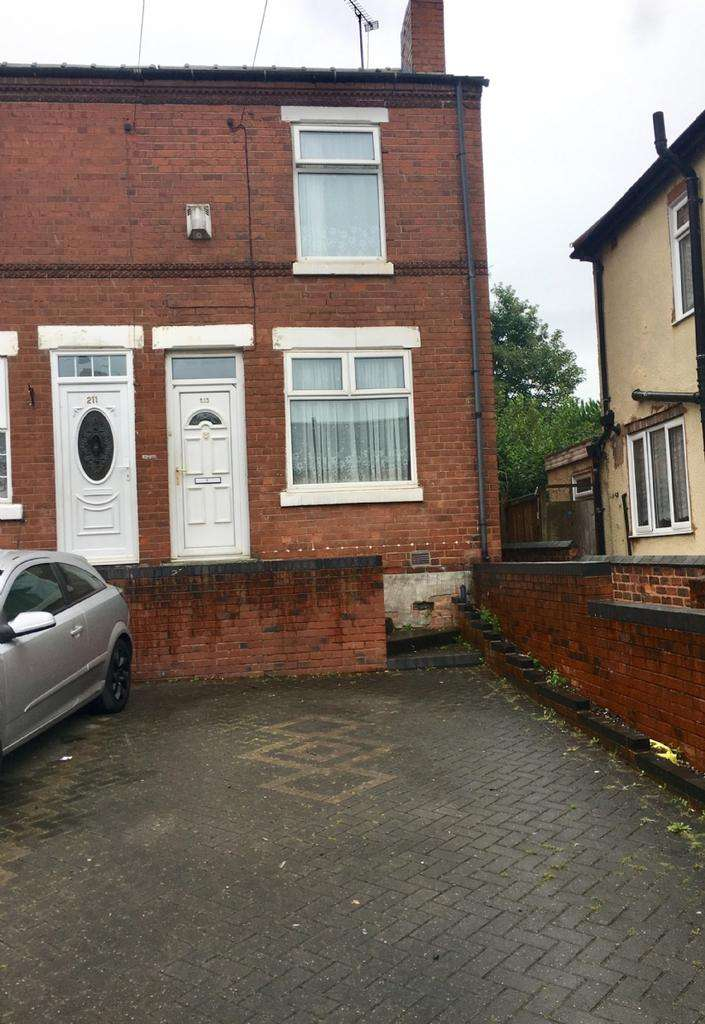 3 Bedrooms Terraced House for sale in Sandwell Street