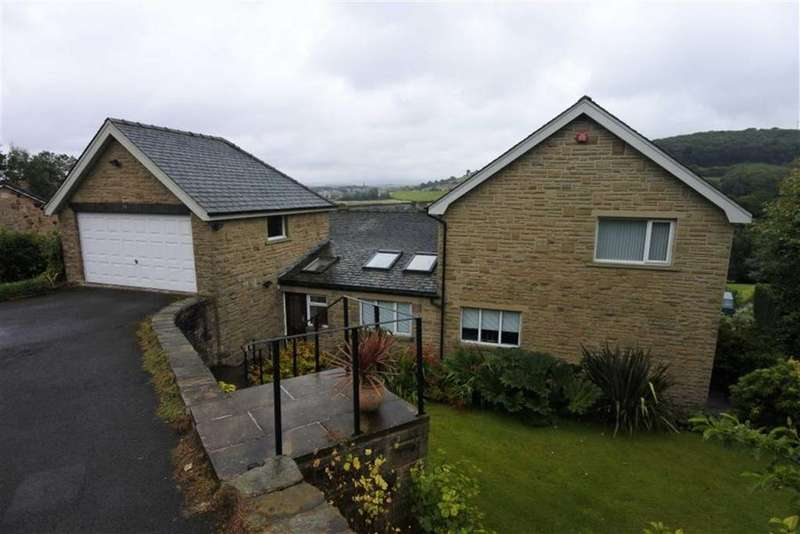 4 Bedrooms Detached House for rent in Lamb Hall Road, Longwood, Huddersfield, HD3