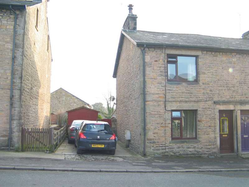 3 Bedrooms Semi Detached House for sale in Harly Bank, Low Bentham Road, Low Bentham, Nr. Lancaster LA2