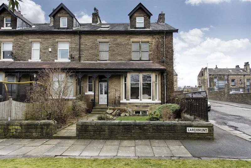 6 Bedrooms End Of Terrace House for sale in Larchmont, Clayton, Bradford, BD14 6AB
