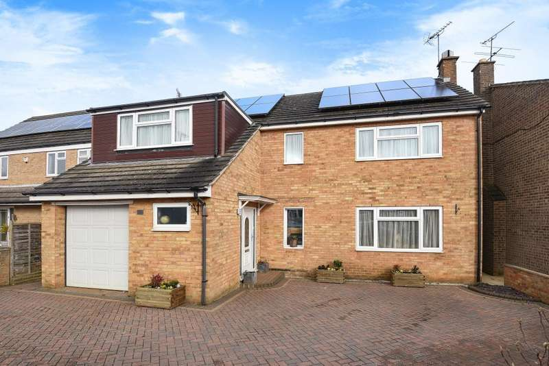 5 Bedrooms Detached House for sale in Bramber Close, Banbury, OX16