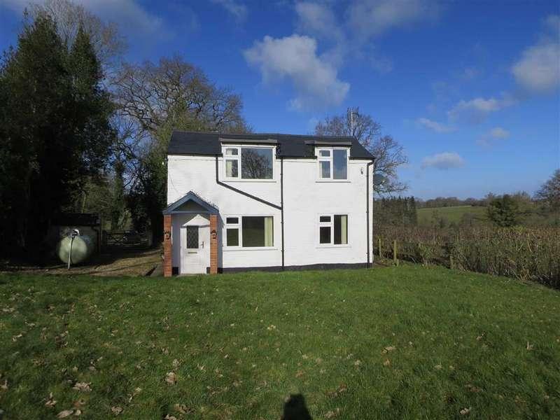 2 Bedrooms Detached House for rent in Erbistock, LL13