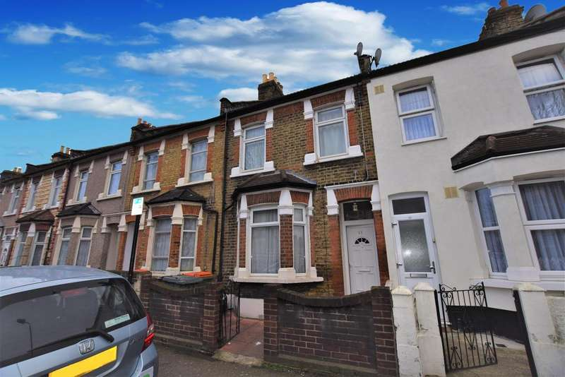 3 Bedrooms Terraced House for sale in Katherine Road, London, E6 1PB