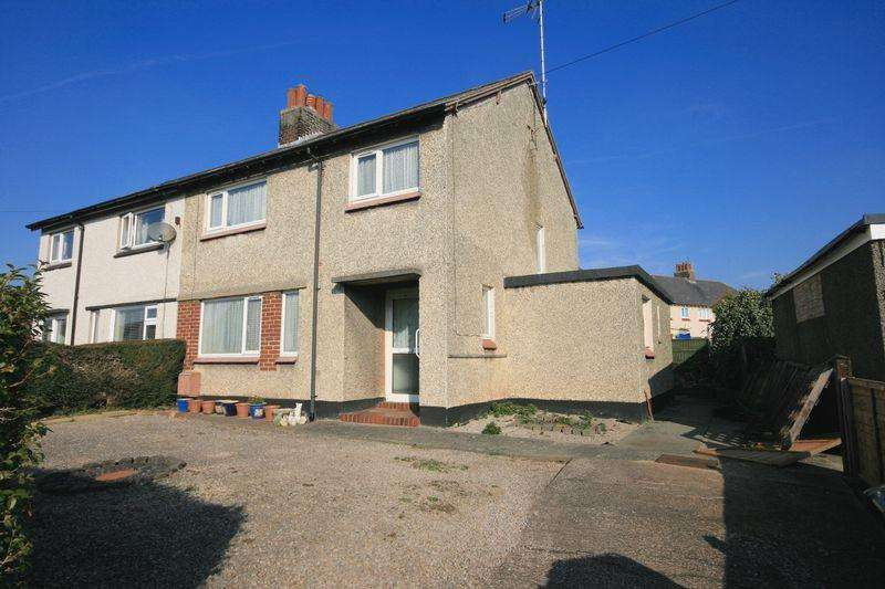 3 Bedrooms Semi Detached House for sale in Maes Derw, Llandudno Junction