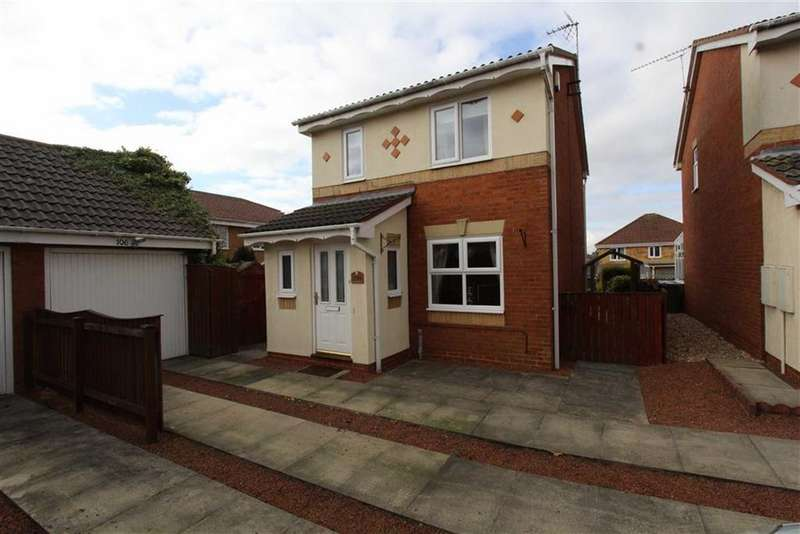 3 Bedrooms Detached House for sale in Aysgarth Rise, Bridlington, East Yorkshire, YO16