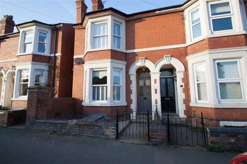 4 Bedrooms Semi Detached House for sale in Breinton Road, Hereford, Hereford