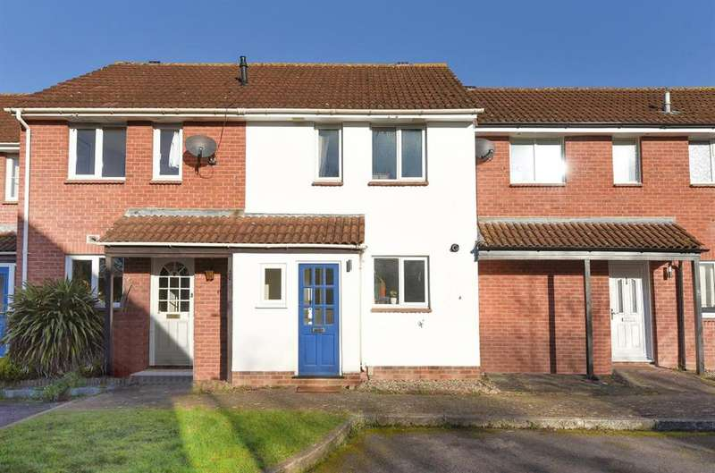 2 Bedrooms Terraced House for sale in Kempster Close, Abingdon