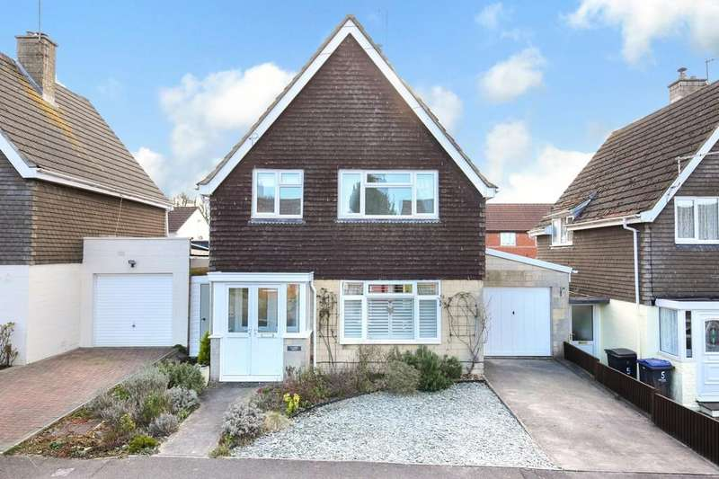 3 Bedrooms Detached House for sale in Beech Grove, Warminster
