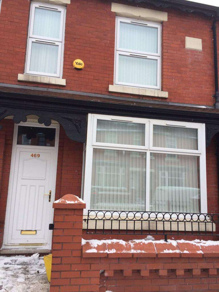 3 Bedrooms Terraced House for rent in Moston Lane, Moston