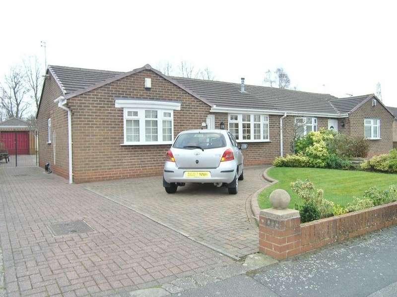 2 Bedrooms Bungalow for sale in Laburnum Avenue, Woolston, Warrington