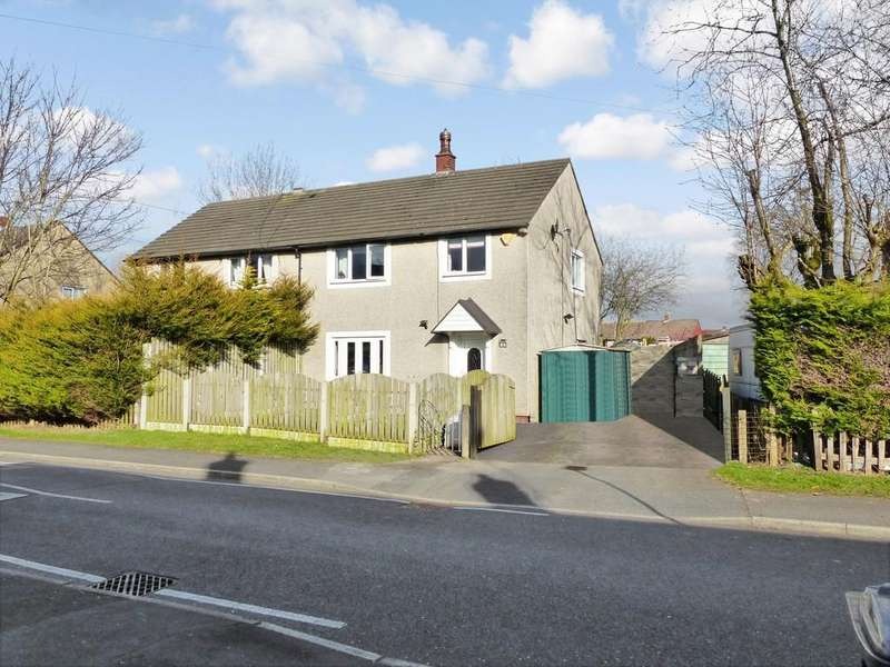 3 Bedrooms Semi Detached House for sale in 32 Kenilworth Drive, Earby