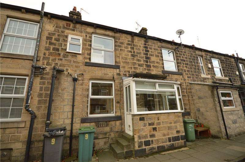 2 Bedrooms Terraced House for sale in West View, Yeadon, Leeds