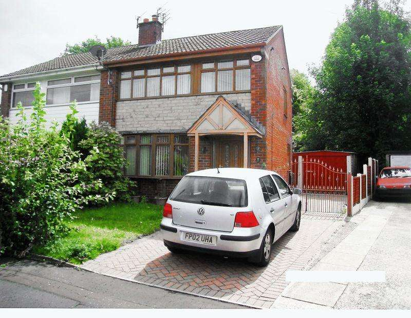 2 Bedrooms Semi Detached House for rent in Ashley Close Sudden.