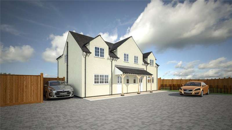 3 Bedrooms Semi Detached House for sale in Ashton Road, Siddington, Cirencester