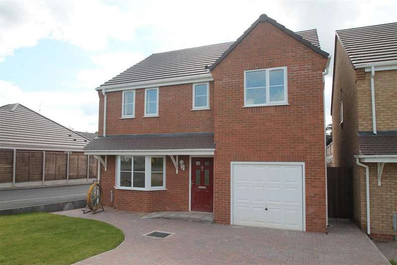 4 Bedrooms Detached House for sale in Anglesey, Hednesford, Cannock