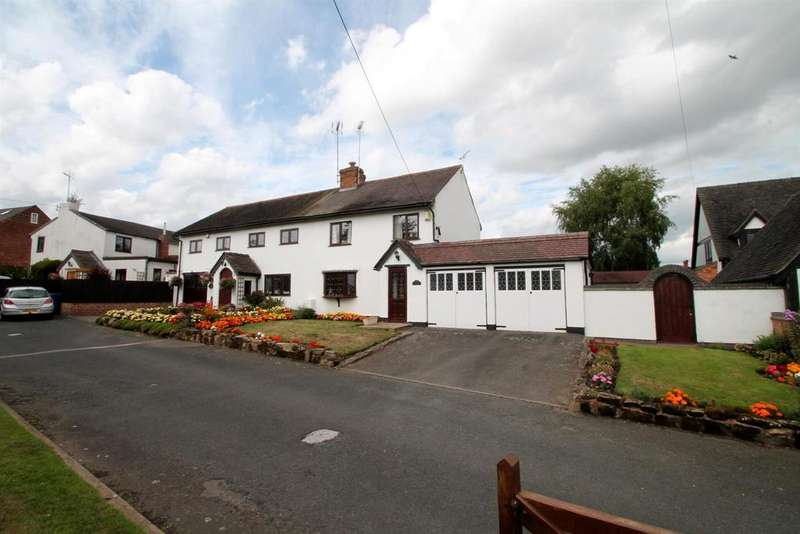 2 Bedrooms Cottage House for sale in Rickerscote, Stafford