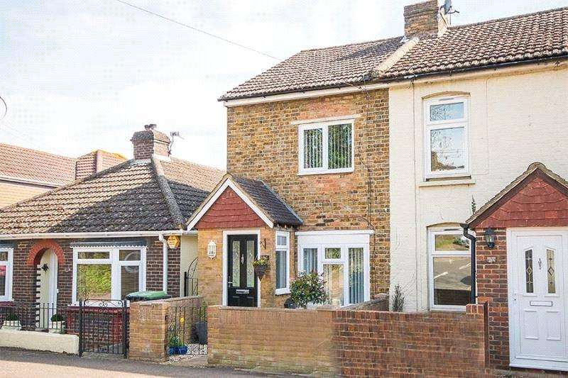 2 Bedrooms End Of Terrace House for sale in Bell Lane, Maidstone, Ditton, Kent, ME206BU