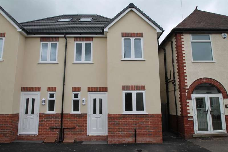 3 Bedrooms Semi Detached House for rent in Hednesford Road, Heath Hayes, Cannock