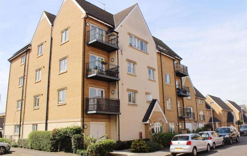 1 Bedroom Flat for sale in Constantine House, Varcoe Gardens, Hayes, UB3 2FF