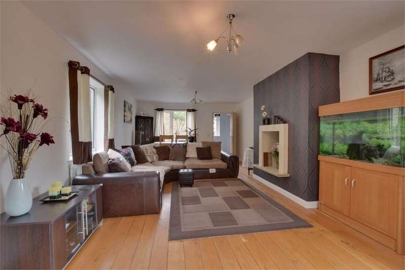 4 Bedrooms Semi Detached House for sale in Stainmore Close, Startforth, Barnard Castle, Durham