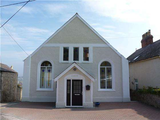 4 Bedrooms Detached House for sale in Saron Chapel, Penrhynside