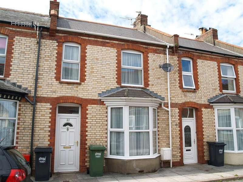 3 Bedrooms Terraced House for sale in Westbourne Grove, Ilfracombe