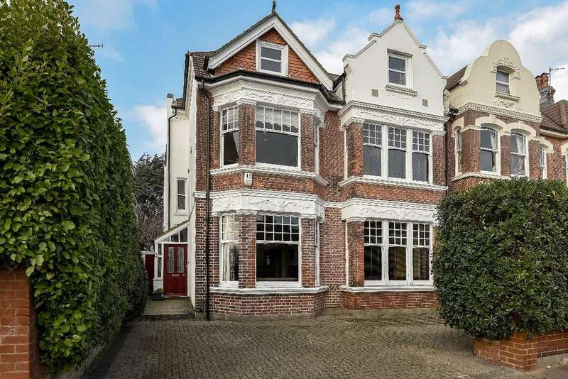 7 Bedrooms Semi Detached House for sale in Davigdor Road Hove East Sussex BN3