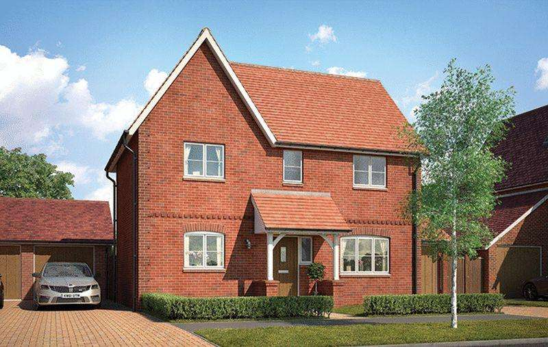 3 Bedrooms Detached House for sale in The Brookfield, Longhurst Park, Cranleigh