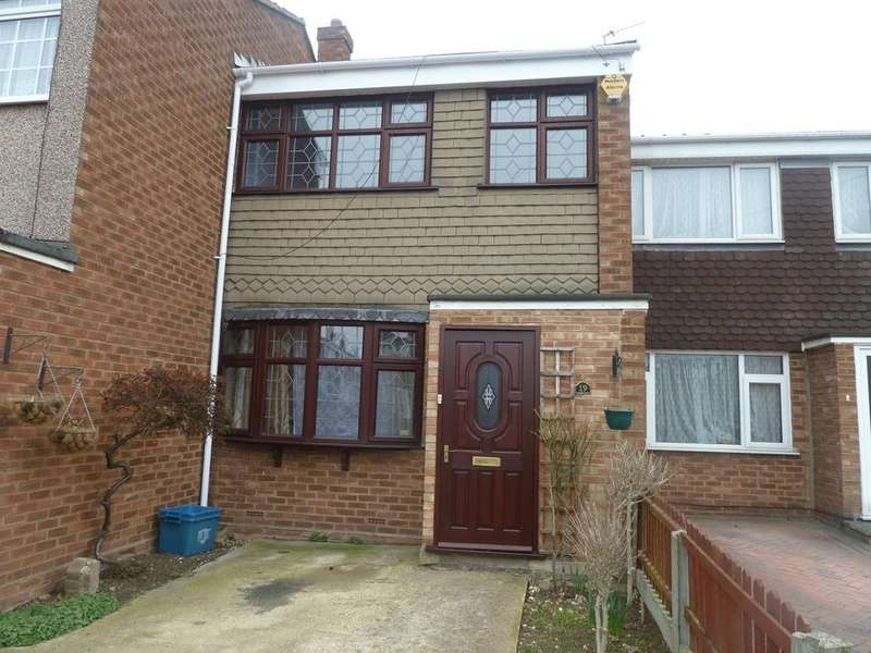 3 Bedrooms Terraced House for rent in Gideons Way, Corringham , STANFORD-LE-HOPE, SS17