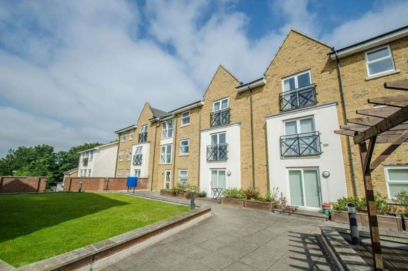 2 Bedrooms Flat for sale in Walsworth Road, Hitchin, SG4