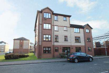 2 Bedrooms Flat for sale in Bulldale Street, Yoker, Glasgow