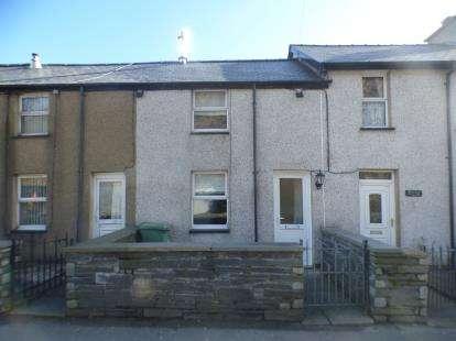 Terraced House for sale in Glandwr, Glanypwll, Blaenau Ffestiniog, LL41