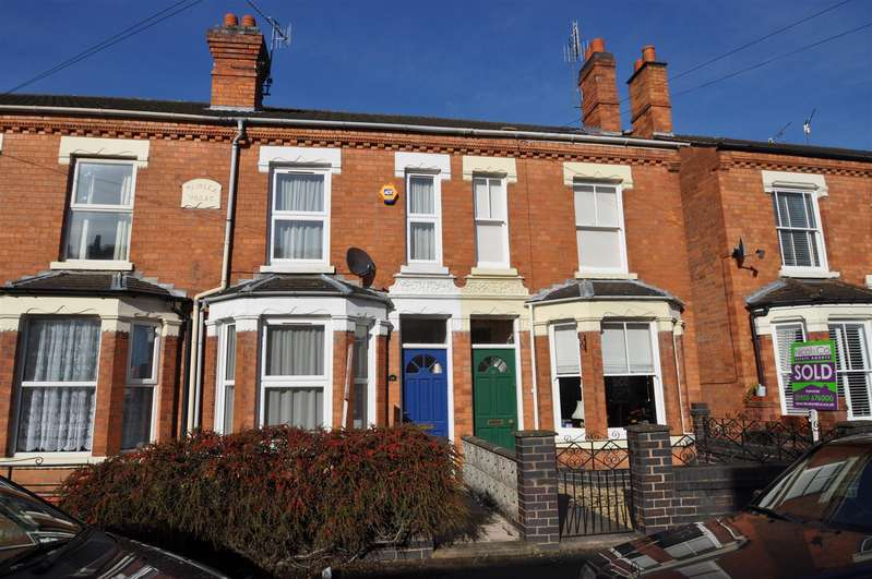 2 Bedrooms Terraced House for sale in Rogers Hill, Worcester