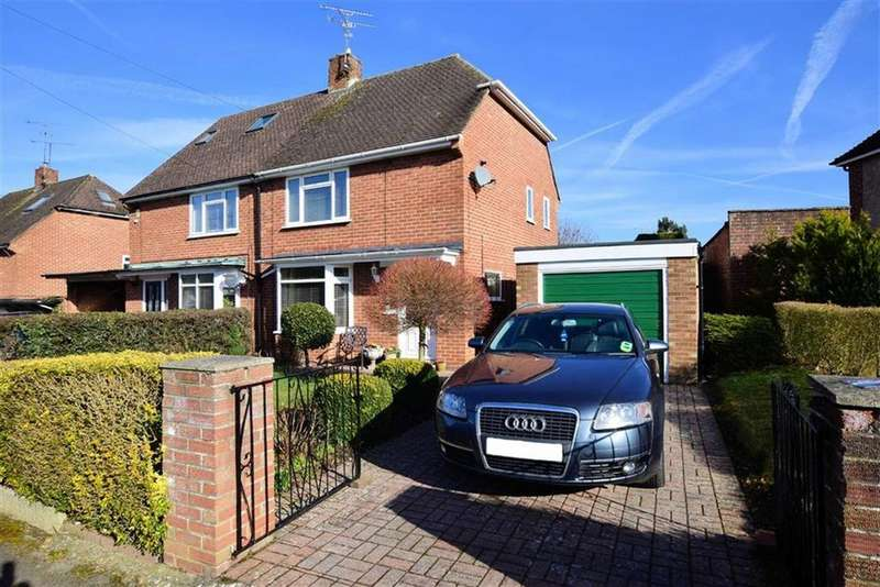 2 Bedrooms Semi Detached House for sale in Stuart Close, Emmer Green, Reading