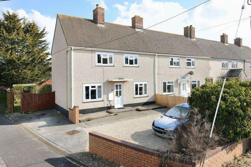 3 Bedrooms Semi Detached House for sale in North Bradley