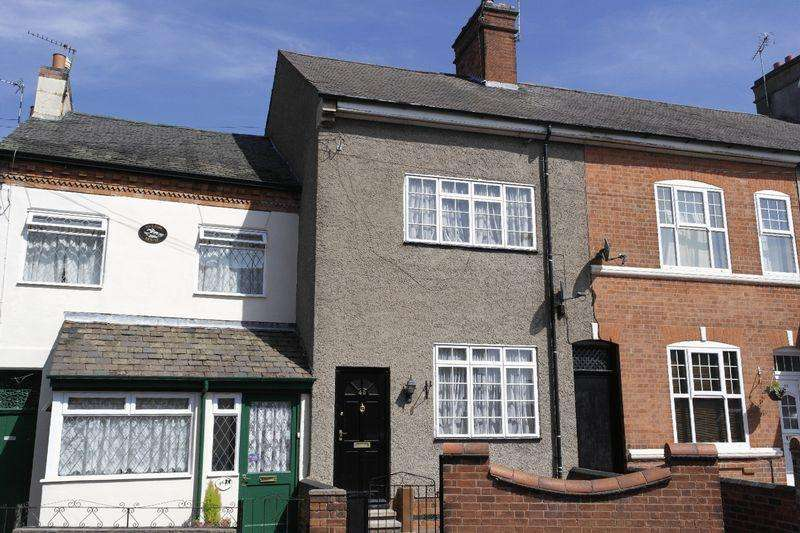 3 Bedrooms Terraced House for sale in Burgess Street, Wigston Magna