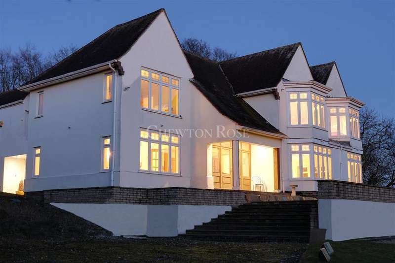 5 Bedrooms Detached House for sale in Spinney Hill, Ruddington, Nottinghamshire