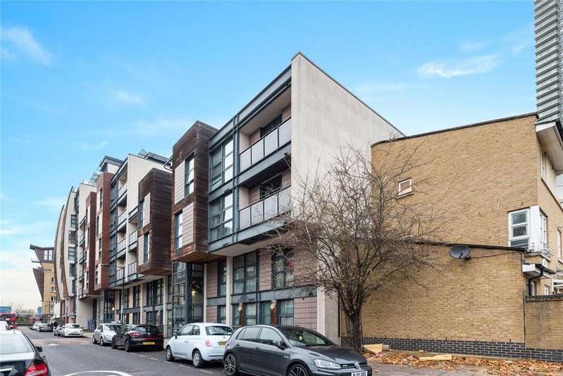 1 Bedroom Apartment Flat for sale in 13 Byng Street, London, E14
