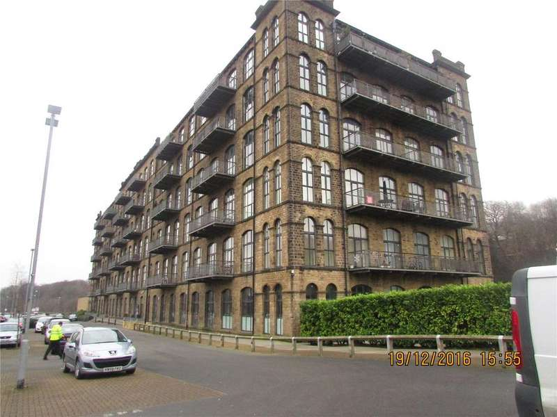 1 Bedroom Apartment Flat for rent in Titanic Mills, Low Westwood Lane, Linthwaite, Huddersfield, HD7