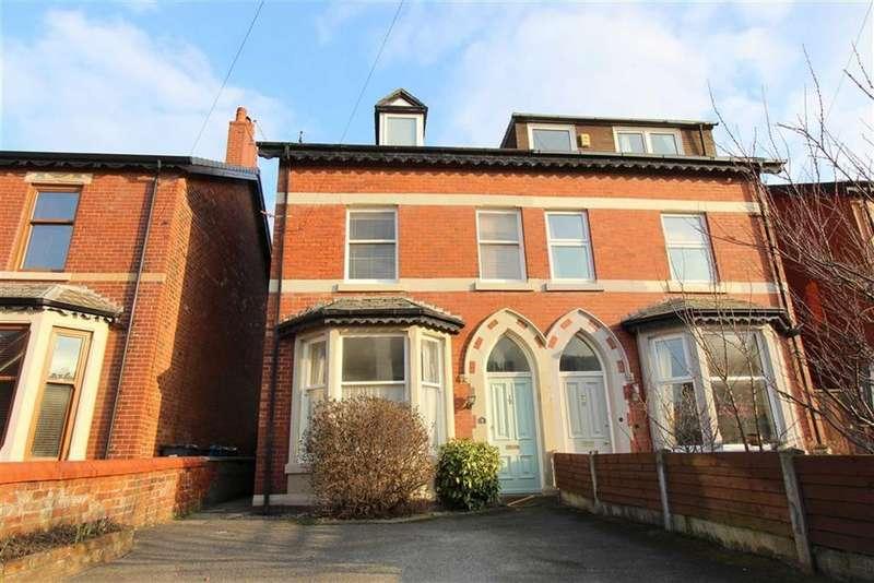 5 Bedrooms Terraced House for sale in Lightburne Avenue, Lytham St Annes, Lancashire