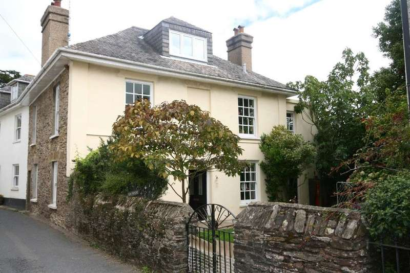 4 Bedrooms Semi Detached House for sale in Dartmouth Road, Stoke Fleming, Dartmouth, Devon, TQ6