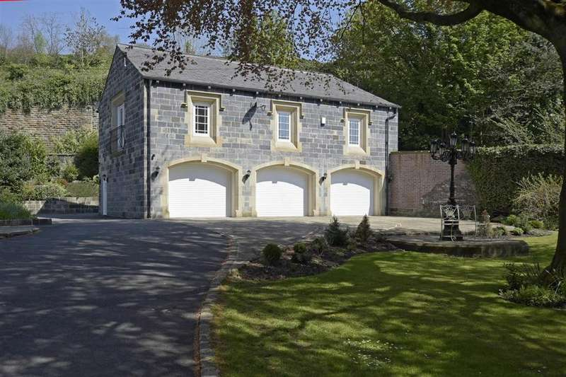 4 Bedrooms Detached House for sale in Stoney Royd Lane, Todmorden OL14