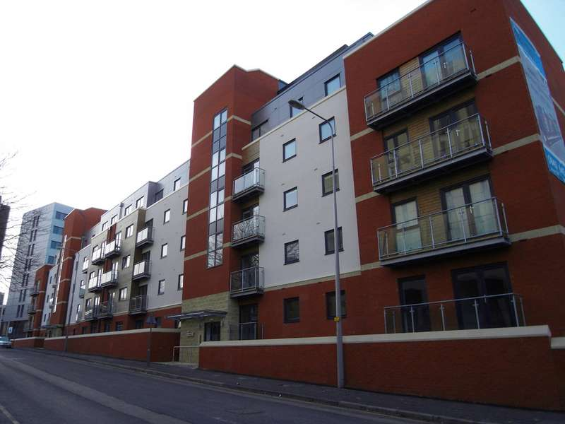 2 Bedrooms Apartment Flat for sale in Room Apartments, Lawson Street PR1