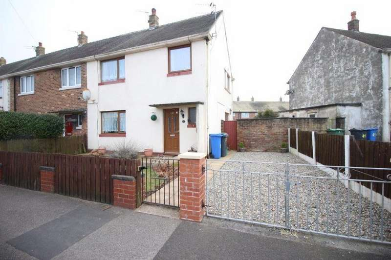 3 Bedrooms End Of Terrace House for sale in Eden Avenue, Fleetwood